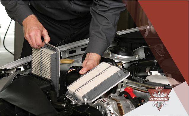 Replace Car Cabin Air Filter