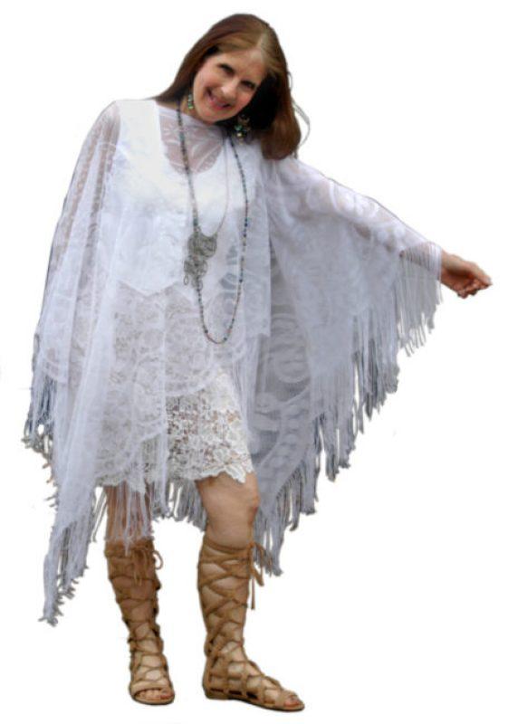 DSC_0017 - lace fringe poncho