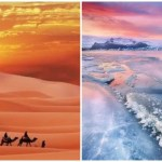 Top 10 Most Hauntingly Beautiful Sunsets You'll Ever See