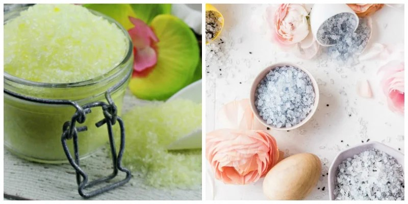 Top 10 Bath Salts DIYS for Some Aromatic & Relaxing Tub Time