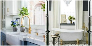 15 White & Gold Interior Designs to go Absolutely Gaga Over