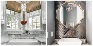 12 Jaw Dropping Metallic Tile Interior Designs to Copy