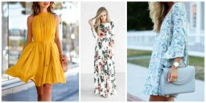 Top 10 Super Flattering Loose Fitting Dresses For Spring
