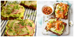 10 Healthy Ways to Have Your Morning Breakfast Toast