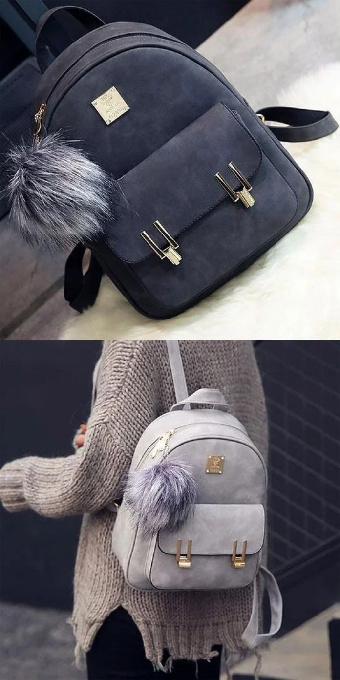 These 14 small backpack purses are THE CUTEST! I need these in my life!