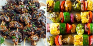 14 Unbelievably Delicious Vegetarian BBQ Recipes for 4th of July