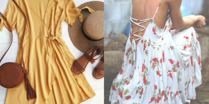 These 12 dresses are SO FLATTERING! I need them in my life right NOW!