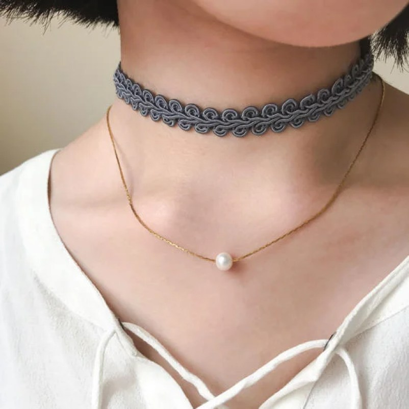These 10 chokers are THE CUTEST EVER! I love all of these styles and can't wait to pick one out!
