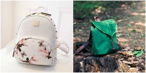 14 Trendy Small Backpacks That'll Easily Hold All Your Essentials