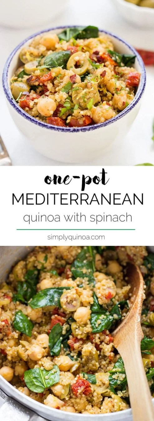 These 13 vegan quinoa recipes look so DELICIOUS! I can't wait to try them all out!