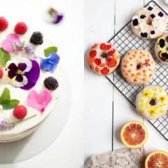 14 Elegant Edible Flower Recipes You Need to See to Believe (Lollipops, Popsicles, and More!)