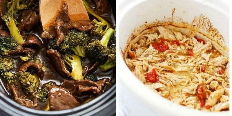 25 Lazy Girl Crock Pot Recipes That're Almost Too Easy