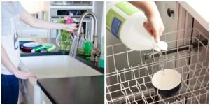 8 Life-Changing Dish Washing Hacks That You'll Wish You Known Sooner