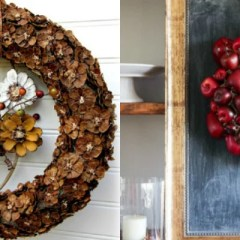 22 Stunning Fall Themed Wreaths to DIY Today