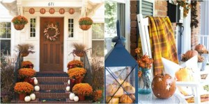 Ultimate List of 27 Creative Fall Porch Ideas to Get Into The Holiday Spirit
