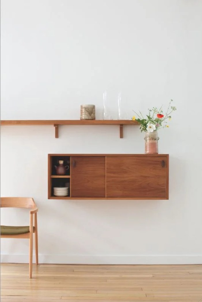 20 Diy Hanging Shelves That 39 Ll Turn You Into A Minimalist