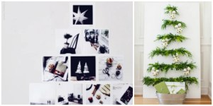 12 Creative Alternative Christmas Trees to DIY