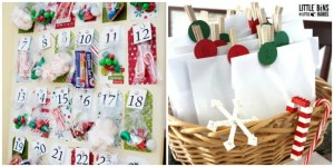 17 Charming DIY Advent Calendars For Christmas