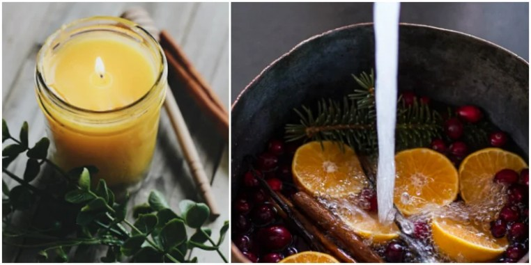 These 11 Smell Hacks Are Perfect for getting your home ready for that next Christmas party!