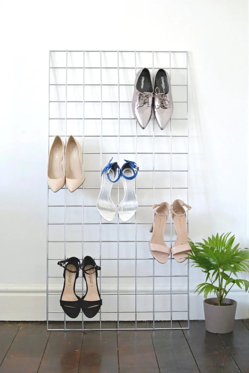 These 9 Shoe Organization Hacks Are Total LIFE SAVERS! Definitely Re  Pinning To Copy Later