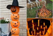 14 Halloween Front Yard Ideas That You'll Regret Missing