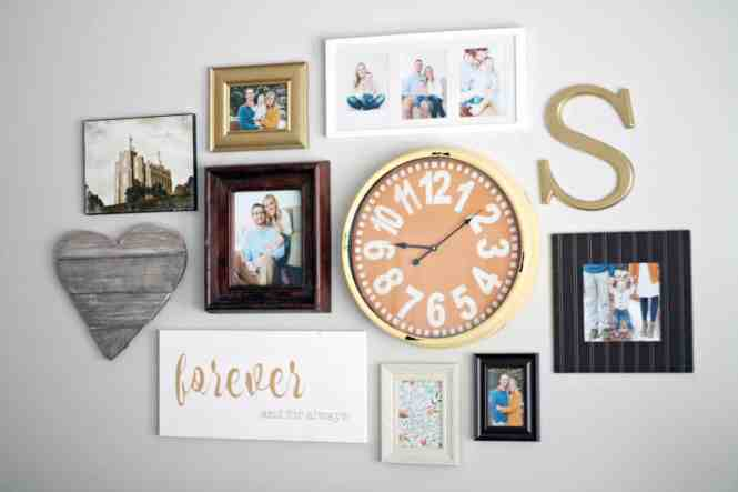 Meaningful Wall Decor With Gallery Walls