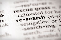 Dictionary defiition of research