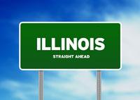 Illinois Highway Sign