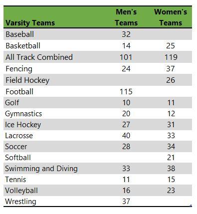 Pennsylvania State University athletic teams