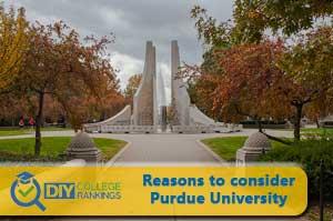 Purdue University campus