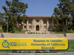 University of California Riverside campus