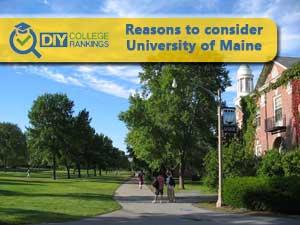 University of Maine campus