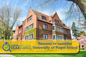 University of Puget Sound campus