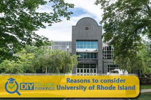 University of Rhode Island campus