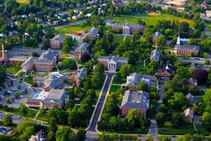 Hood College campus