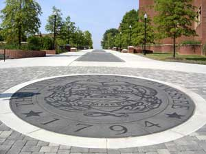 University of Tennessee campus