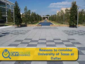 University of Texas at Dallas campus