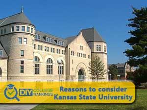 Kansas State University campus