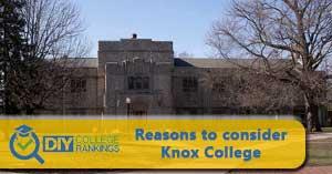 Knox College campus