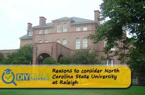 North Carolina State University at Raleigh campus
