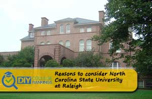 North Carolina State University at Raleigh campus