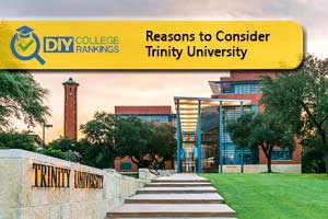 Trinity University Campus