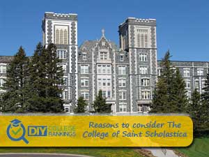 College of St. Scholastica campus