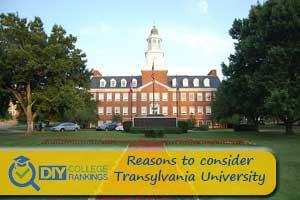 Transylvania University campus