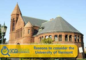 University of Vermont campus