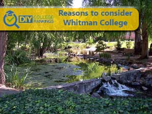 Whitman College campus