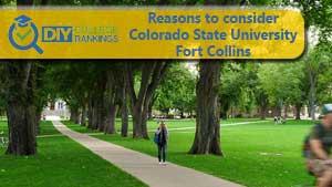 Colorado State University Fort Collins campus