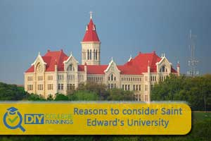 Saint Edward's University campus