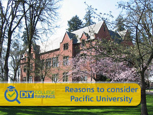 Pacific University campus