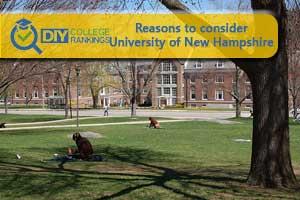 University of New Hampshire campus